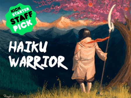 haiku warrior