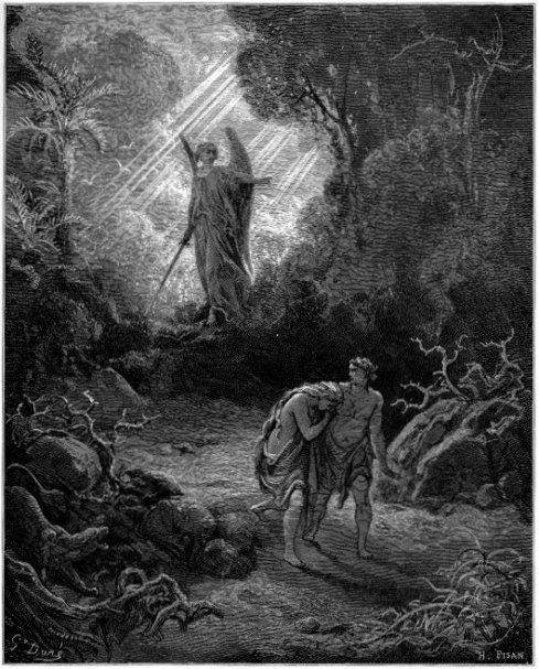 by Gustave Dore