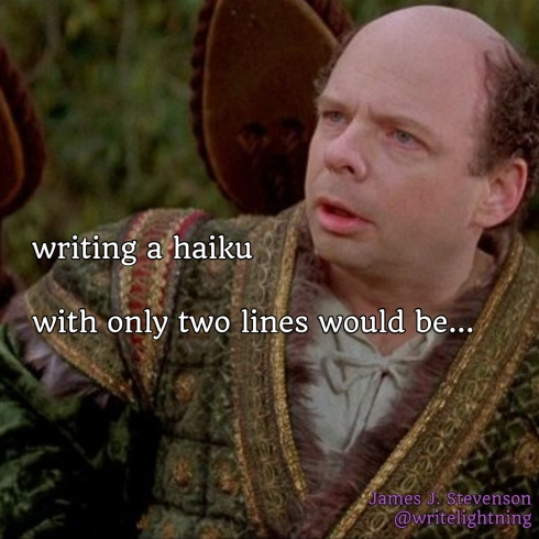Wallace Shawn Fan Expo Haiku